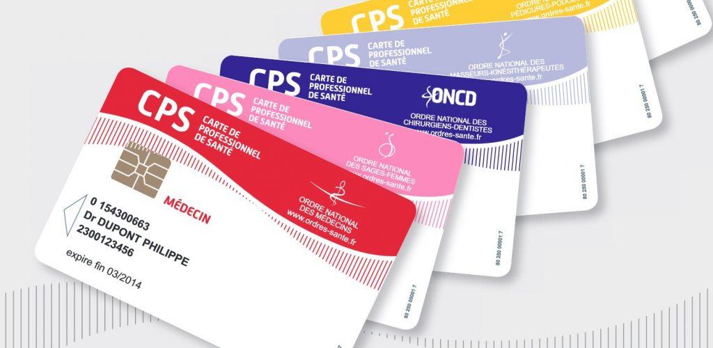 Cartes CPS